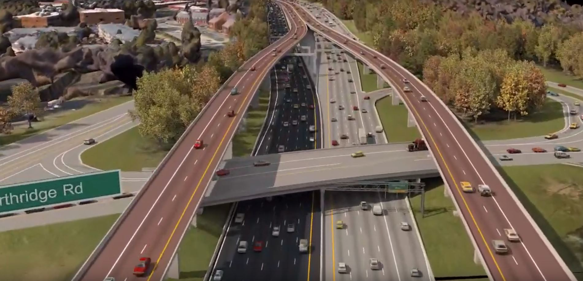 Frequently Asked Hov Questions Freeway Management Program >> Sr 400 Express Lanes