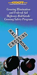 Railroad Crossing Brochure